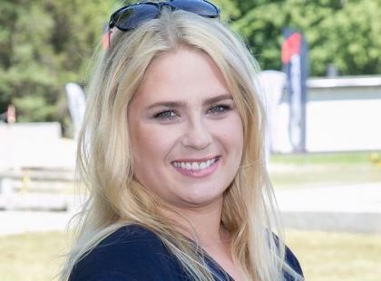 Ależ ona schudła! Partnerka Rafała Maseraka bardzo straciła na wadze