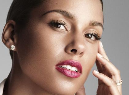 Alicia Keys nową twarzą perfum Givenchy