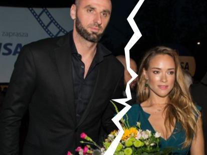Alicja Bachleda-Curuś i Marcin Gortat rozstali się. Zobacz, dlaczego!