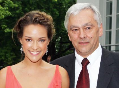 Alicja Bachleda-Curuś walczy o życie ojca