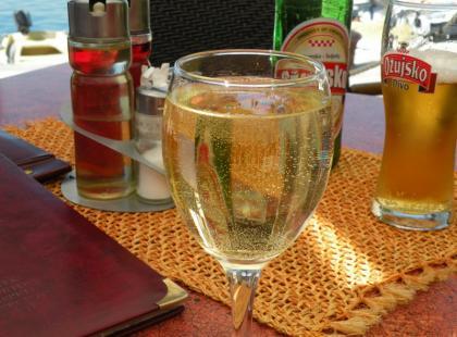 Alkohol prowokuje raka