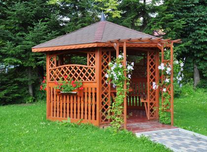 Altany Ogrodowe Odrobina Luksusu W Twoim Ogródku Ogród