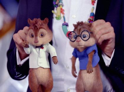 Alvin i Wiewiórki 3 (reż. Mike Mitchell)