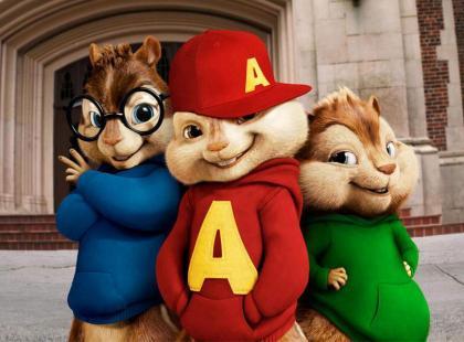 """Alvin i wiewiórki2"""