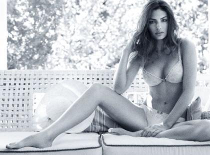 Alyssa Miller - nowa modelka w kampanii Intimissimi