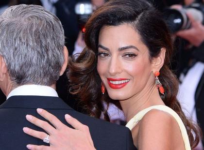 Amal Clooney pokazała mamę! Baria Alamuddin to PIĘKNA kobieta