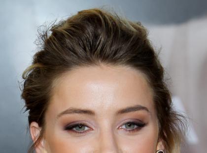 Amber Heard - posągowa piękność