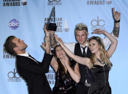 American Music Awards: cztery statuetki dla Jacksona