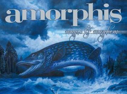 "Amorphis ""Magic And Mayhem - Tales From Early Years"""