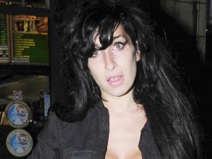 Amy Winehouse chce adoptować dziecko