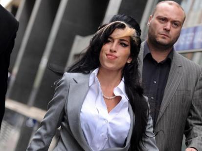 Amy Winehouse: stary mąż, nowa intercyza...
