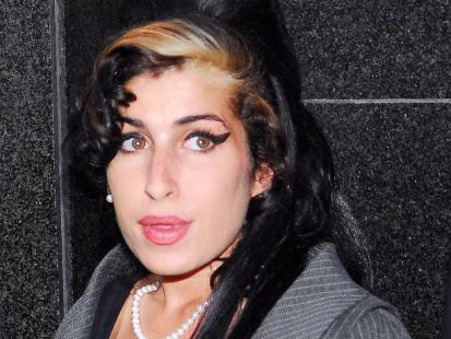 Amy Winehouse uzależniona od zakupów