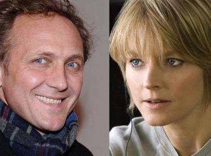 Andrzej Chyra i Jodie Foster?