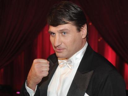 Andrzej Gołota - Powrót gladiatora