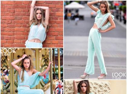 Angelika Lipa - polska modelka znów górą