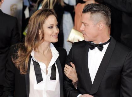 Angelina i Brad są już po ślubie! Na ten moment czekało całe Hollywood!