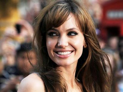 Angelina Jolie: Chciałam być Bondem