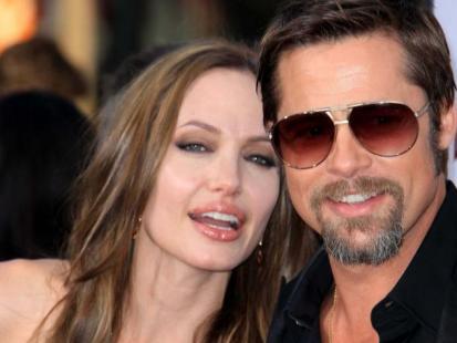 Angelina Jolie i Brad Pitt pomogą Haiti