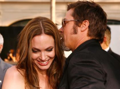 Angelina Jolie i jej rodzina