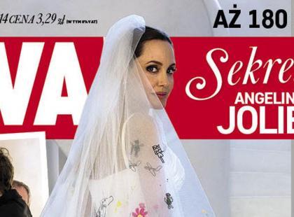 Angelina Jolie na okładce nowej Vivy!