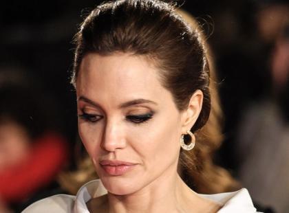"""Angelina Jolie:""""Nie mogę mieć więcej dzieci"""""""