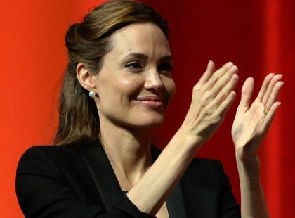 Angelina Jolie pod wrażeniem 12-letniej Polki. Dziewczynka bardzo ją zaskoczyła