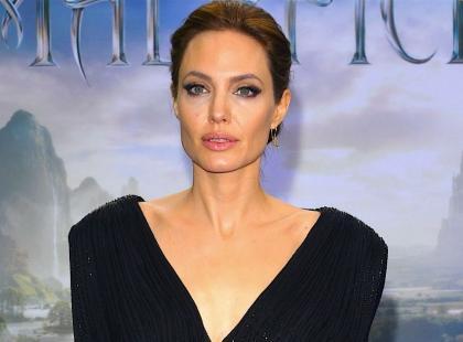 Angelina Jolie w jedynym polskim wywiadzie: Jestem czarownicą