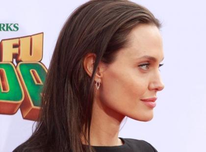 Angelina Jolie wyjawiła długo skrywany sekret