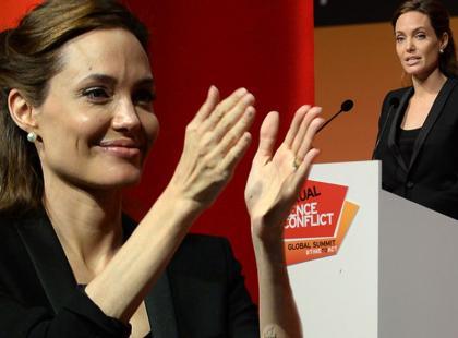 Angelina Jolie zrobiła coś nieprawdopodobnego