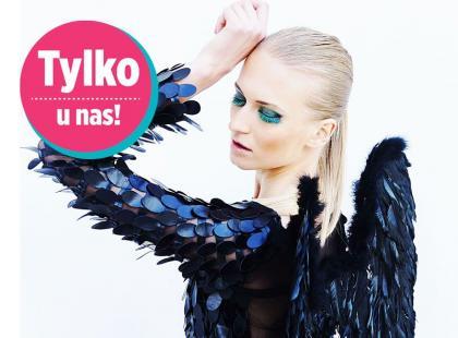 Ania Piszczałka w najnowszej sesji zdjęciowej