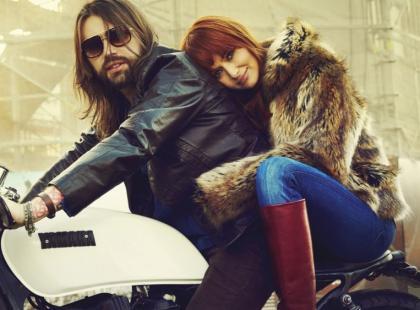 Ania Rusowicz z mężem: Układam życie z miłości