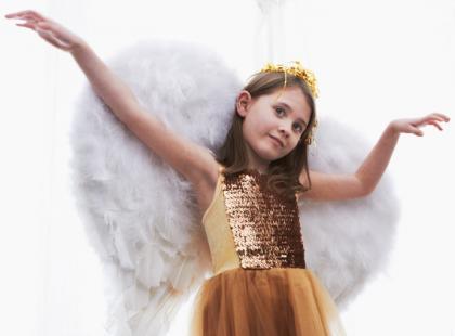 Anielskie skrzydła dla Twojego dziecka - krok po kroku