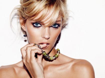 Anja Rubik - numerem jeden w świecie mody!