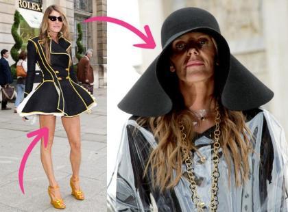 Anna Dello Russo - maniaczka mody