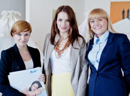 Anna Dereszowska ambasadorką marki Feretti