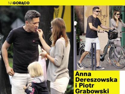Anna Dereszowska i Piotr Grabowski znów razem!