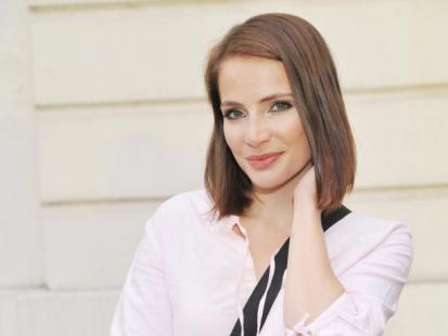 Anna Dereszowska idzie za głosem serca