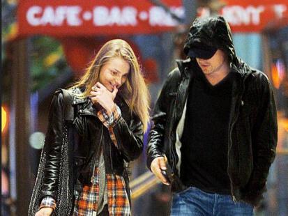Anna Jagodzińska i Leonardo DiCaprio - Przyjaźń czy kochanie...