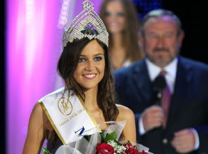 Anna Jamróz nową Miss Polski 2009