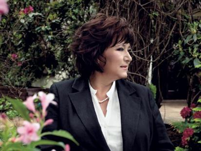 Anna Komorowska: Mam dystans