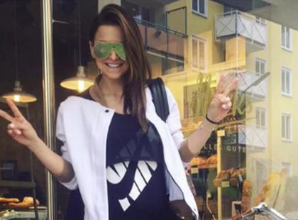 Anna Lewandowska wrzuciła zdjęcie po ciąży. Fani zwrócili uwagę na jeden detal