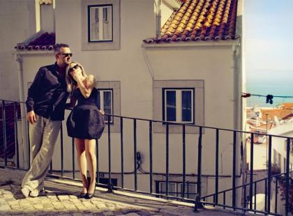 Anna Maria Jopek i Marcin Kydryński - Lisbon Story