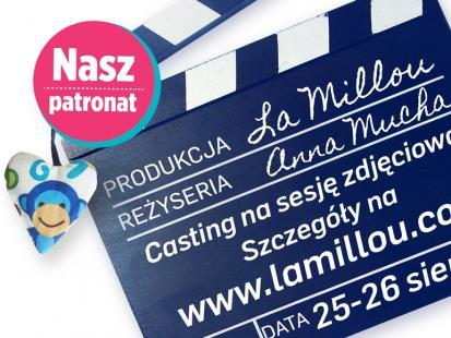 Anna Mucha szuka dzieci do reklamy!