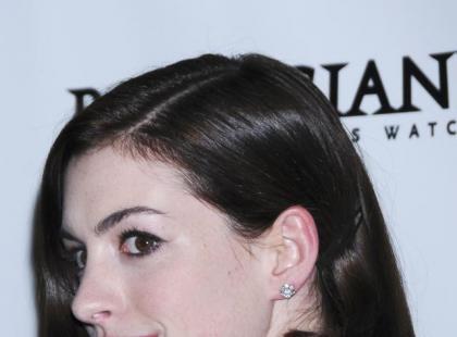 Anne Hathaway bezdomna