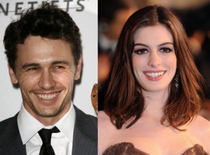Anne Hathaway i James Franco poprowadzą Oscary