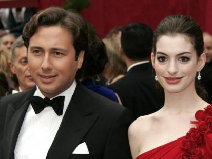 Anne Hathaway i Raffaello Follieri  - Księżniczka i oszust