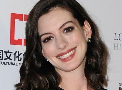 Anne Hathaway powitała na świecie swoje pierwsze dziecko