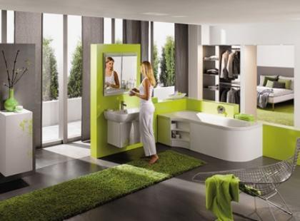 Antypoślizgowa łazienka