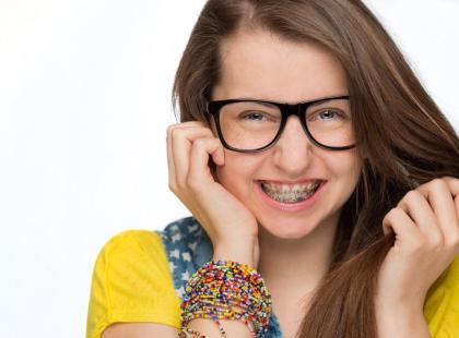 Aparat ortodontyczny - na co trzeba uważać?