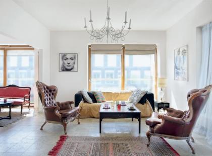 Apartament artystki